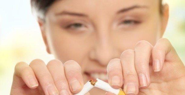 Бросай сигарету - рожай здорового ребенка!