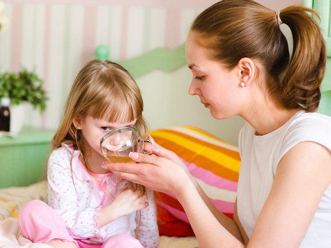 Бронхит у ребенка 2 лет