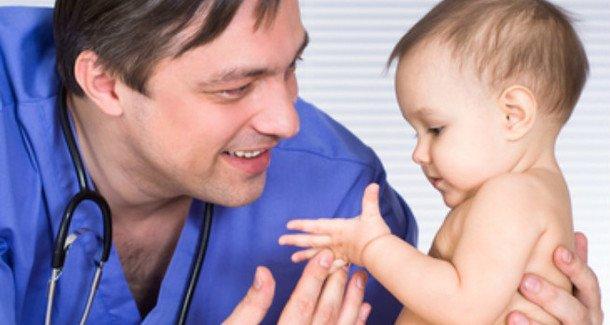 Медосмотр ребенка в 6 месяцев