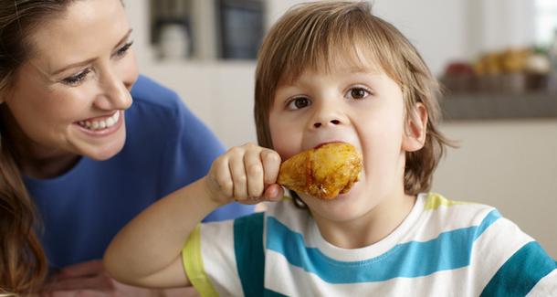 Главные лайфхаки, как приучить ребенка к полезной еде