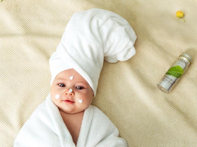 Первая косметика для малыша