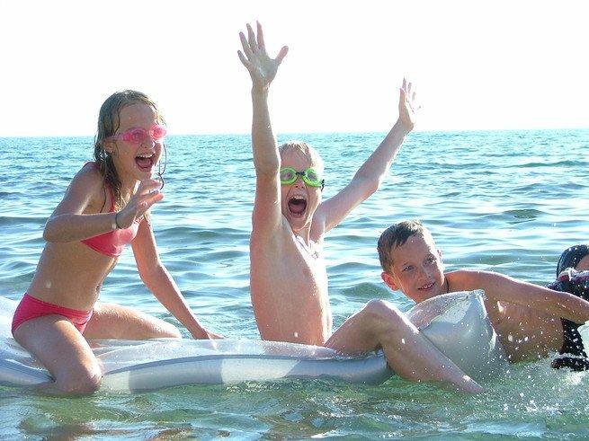 5 московских пляжей для летнего отдыха