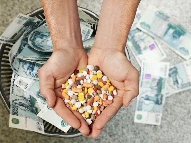 Аптеки, завышающие цены на лекарства, будут закрыты