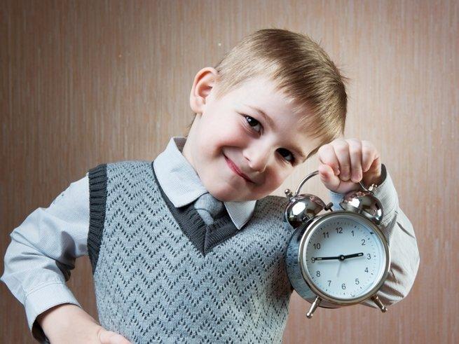 Который час: как научить ребёнка определять время