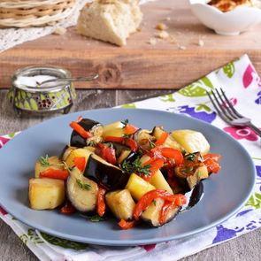 Лучшие рецепты овощных рагу