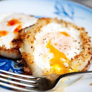 5 необычных способов приготовить яйцо