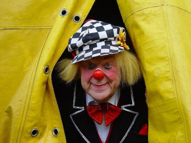 Легендарный клоун Олег Попов выступит в цирке с новой программой