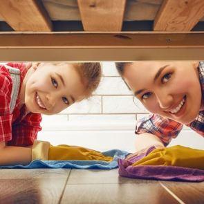 Предновогодняя уборка: убрать и не устать
