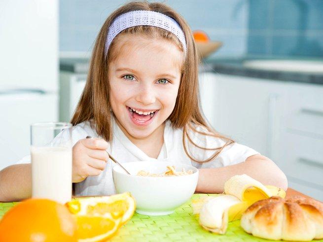 Завтрак, обед и ужин для ребёнка 6 лет