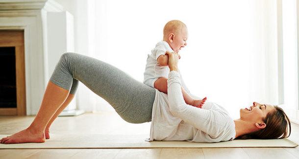 Топ-3 способа восстановления после родов: лайфхаки известного остеопата
