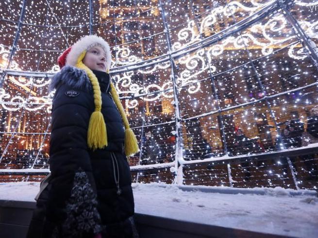 В столице появится лабиринт в виде карты России