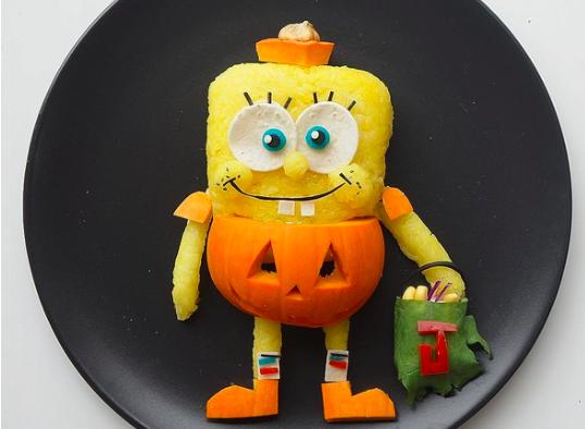 Мультфильм в тарелке: такой завтрак съест любой ребёнок