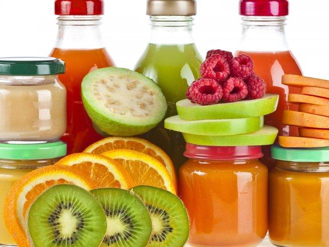 В чём заключается диета на детском питании