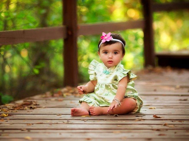 Как развивается ребёнок в 9 месяцев