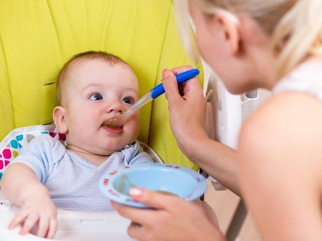 С какого возраста ребенку можно кормить супом