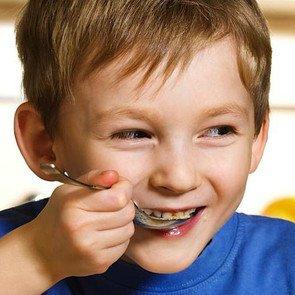 Завтрак, обед и ужин для ребёнка 7 лет