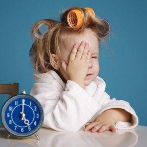 6 причин, почему  ребёнка невозможно заставить встать утром