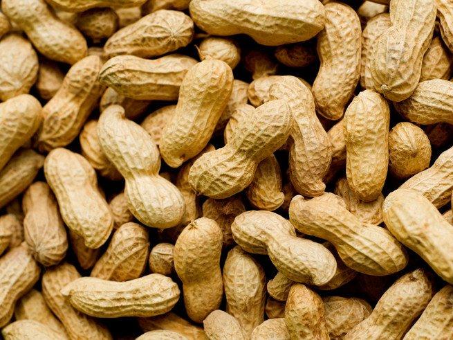 В школах запретят продавать карамель и арахис