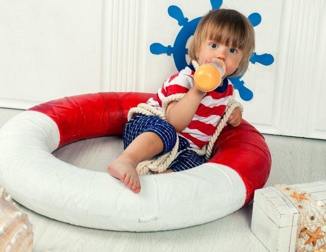 30 способов занять малыша с пользой