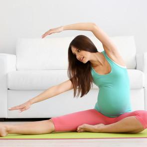 ВИДЕО: лучшие упражнения для беременных