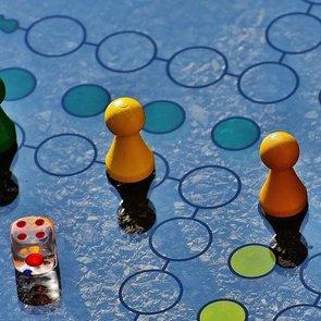 5  летних настольных игр для детей