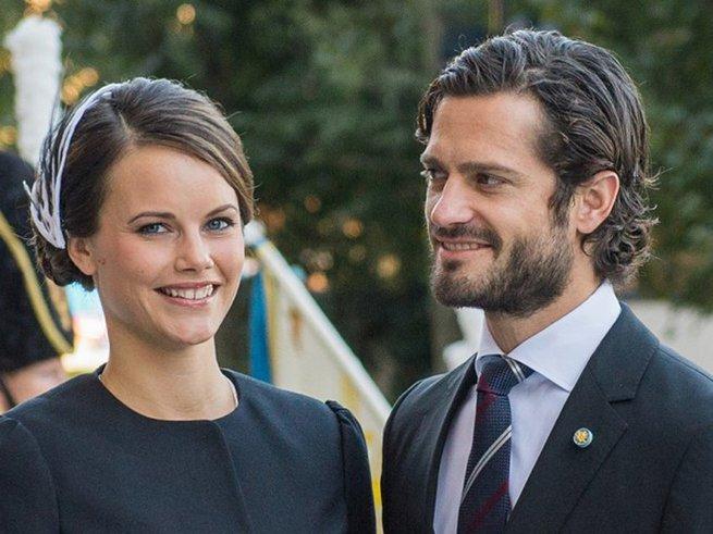 Первенца шведской принцессы Софии назвали Александром