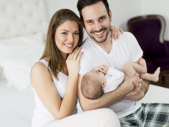 Кризис рождения первого ребёнка