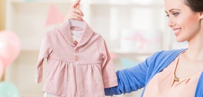 Список для новорождённого в роддом – что взять?