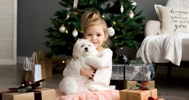«Мам, пап, а можно мне собаку…?» Если ребенок просит на Новый год что-то нереальное