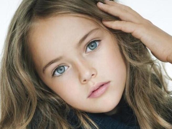 Самая красивая девочка планеты переехала из Москвы в Лос-Анджелес