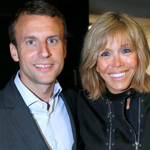 Новый президент Франции вынужден защищать свою жену