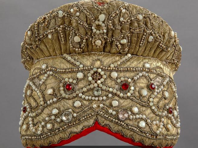«Праздничная одежда народов России» в Историческом музее