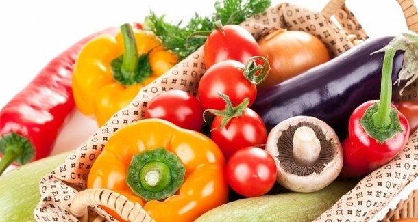 Овощная диета - похудение и польза
