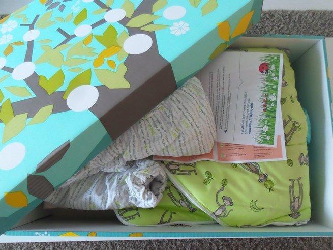 «Детские коробки» из Финляндии набирают популярность