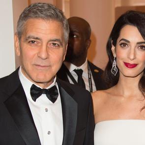 У новорождённых детей Клуни появилась личная охрана
