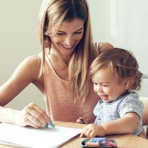 Лучшие идеи для осеннего творчества с малышом