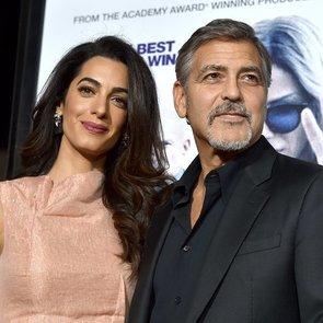 55-летний Джордж Клуни станет отцом близнецов
