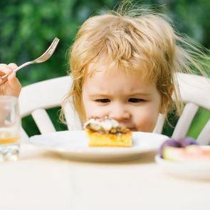 8 вкусных рецептов для годовалого малыша