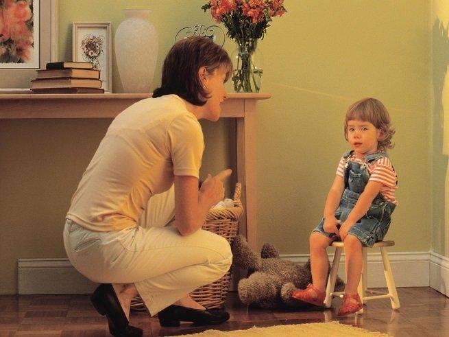 Воспитательный процесс: если ребенок перешел границы допустимого