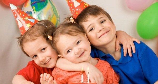 Как организовать день рождения ребёнку в 2 года
