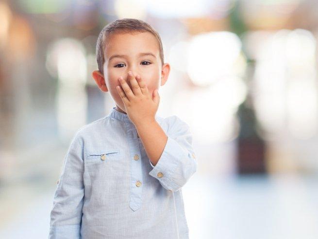 Вымой рот с мылом, или ребёнок набрался плохих слов