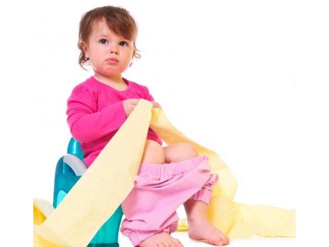 Понос и запор у ребёнка 10 месяцев