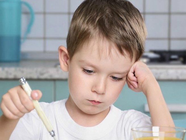 Плохой аппетит у ребёнка 7 лет