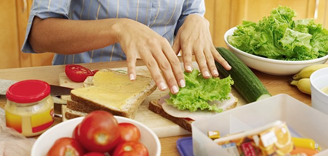 Гипоаллергенная диета для кормящих мам