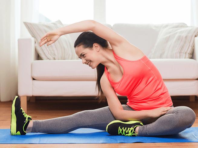8 удобных приложений для занятий спортом дома