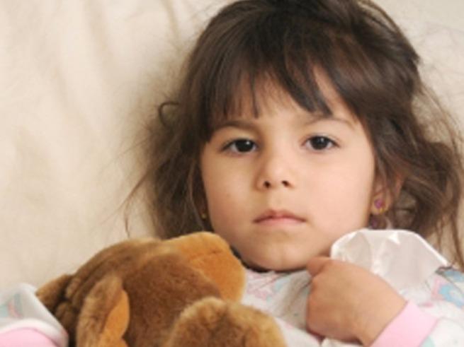 Лечение простуды и ОРВИ у детей 4 лет