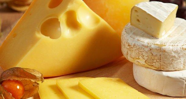 Польза сыра для организма