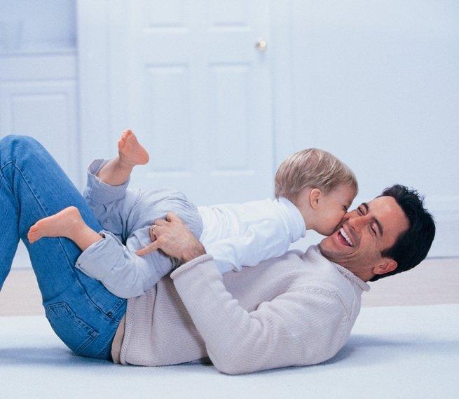 «Воскресный» папа нужен ребёнку