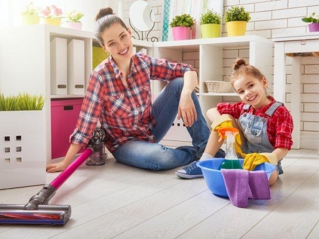 10 лайфхаков для весенней уборки дома