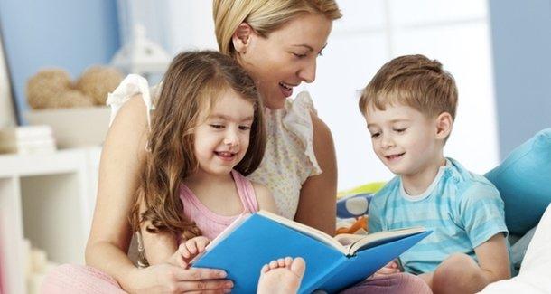 А ну-ка повтори: учим детей пересказывать